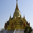 Golden chedi — Stock Photo