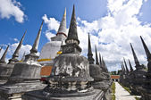 Wat Phra Mahathat — Stock Photo