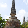 Wat PhrSi Sanphet — Stock Photo #5282020