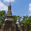Wat Traphang Ngoen - Stock Photo