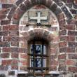 Stock Photo: Witches Tower in Burg-detail