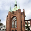 St Elizabeth Church-Berlin-Schoeneberg — Stock Photo