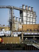 KWO-silos — Stock Photo
