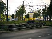Tram van berlijn — Stockfoto