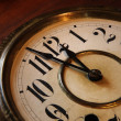 Clock face — Stockfoto #3974256