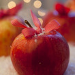 Royalty-Free Stock Photo: Christmas apples