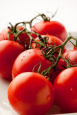 Fresh red tomatoes — Stockfoto