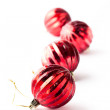 Christmas baubles — Stock Photo #4316030