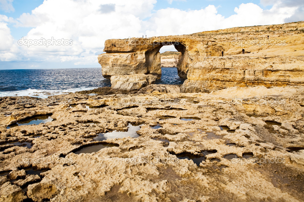 Natural Rock Pictures Natural Rock Arch Called The