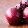 Red onions — Stock Photo #4910616
