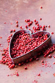 Red peppercorns — Stock Photo