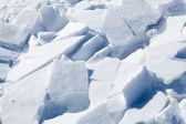 氷の背景 — ストック写真