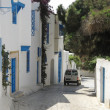 Stock Photo: Street in Sidi bu Said