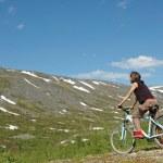 Bike adventure! — Stock Photo #4167188