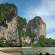 Amazing Thailand! Krabi province. — Stock Photo #4167695