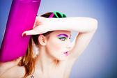 化妆袋 — 图库照片