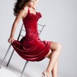 Elegant woman — Stock Photo #4674228
