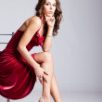 Elegant woman — Stock Photo #4674229