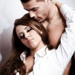 Couple in love - Stockfoto
