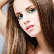 Stock Photo: Hair and beauty