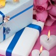 Stock Photo: Romantic valentine presents