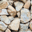 Nature stone wall (3) — Stock Photo