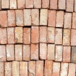 Red brick wall (2) — Stock Photo