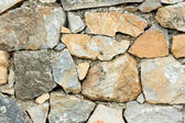 Nature stone wall (1) — Stock Photo