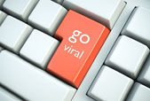 Go Viral — Stock Photo