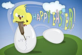 Happy Easter! — 图库照片