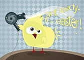 Get ready for Easter — Stock Photo