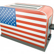 US toaster — Stock Photo