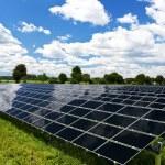 Solar Panel Energy Technology — Stock Photo #4464254
