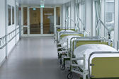 Medical Hospital Corridor Room — Stock Photo