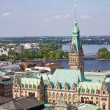 Stock Photo: Speicherstadt Hamburg Germany