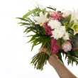 Boquet Bunch of Flower — Stock Photo