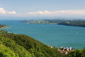 Lake Constance Bodensse Lake — Stock Photo