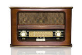 Retro Radio — Stock fotografie