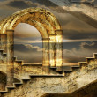 Stock Photo: Arches of possibility