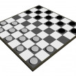 Draughts - Foto Stock