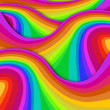 Rainbow background — Stock Photo #5367833