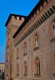 Visconti Castle — Stock Photo