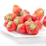 Fresh strawberries — Stock Photo #4142328