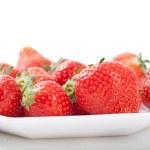 Fresh strawberries — Stock Photo #4142334