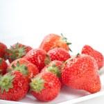 Fresh strawberries — Stock Photo #4142336