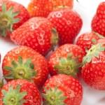 Fresh strawberries — Stock Photo #4142337