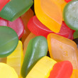 Stock Photo: Wine gums