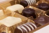 Belgische bonbon-mischung — Stockfoto