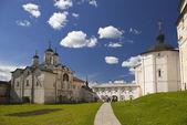 Old orthodox church in Kirillov, Russia. — Stock Photo