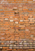 Brick old building — Stock Photo